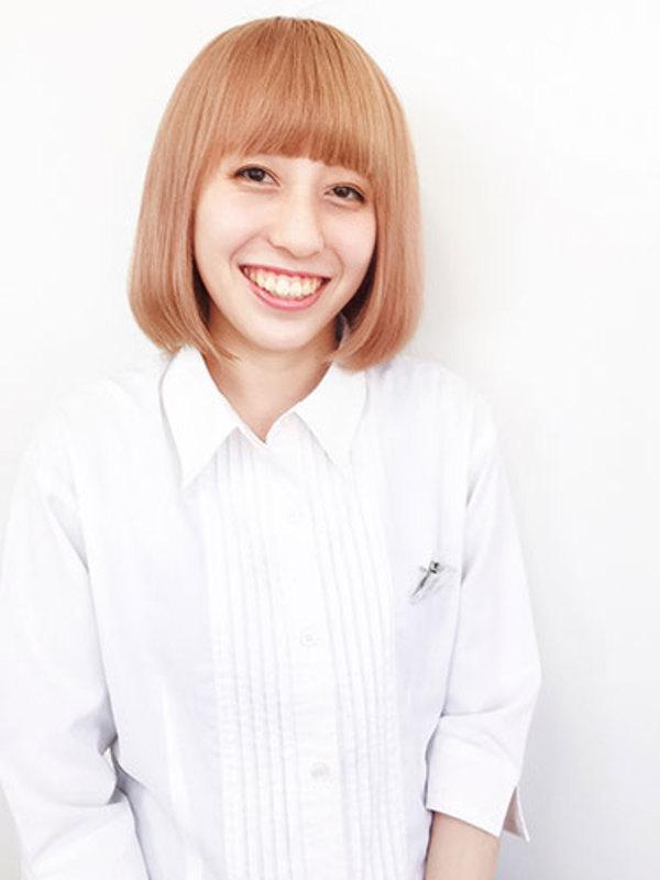 藤代 恵莉 /   フジシロ エリ